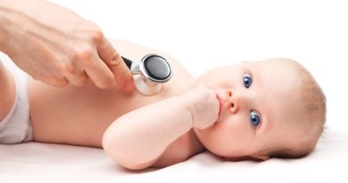 Pierwsze badania noworodków