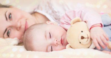 Kiedy dziecko przesypia całą noc
