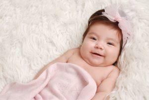 badania genetyczne niemowlaka